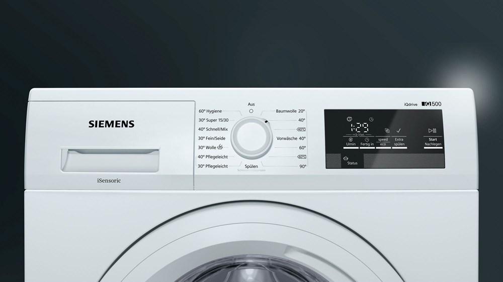 siemens wm14t321 waschmaschine washing machines. Black Bedroom Furniture Sets. Home Design Ideas