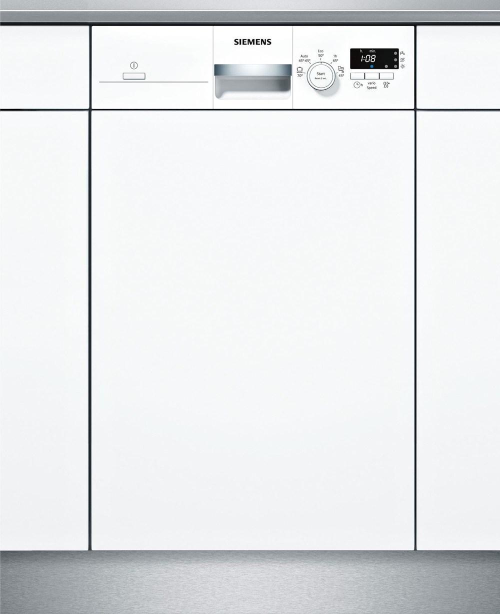 Siemens SR515W03CE Integrierbar weiß speedMatic45