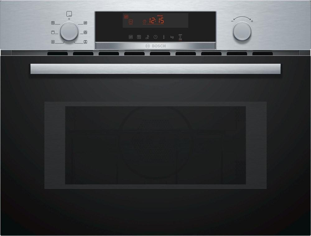 bosch cma583ms0 kompaktbackofen mit mikrowelle edelstahl. Black Bedroom Furniture Sets. Home Design Ideas