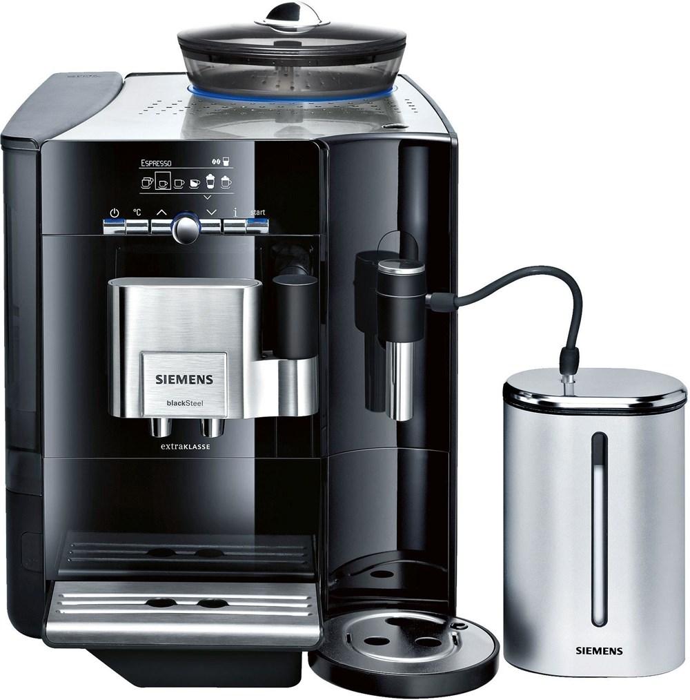siemens te706f19de kaffeevollautomaten computeruniverse. Black Bedroom Furniture Sets. Home Design Ideas