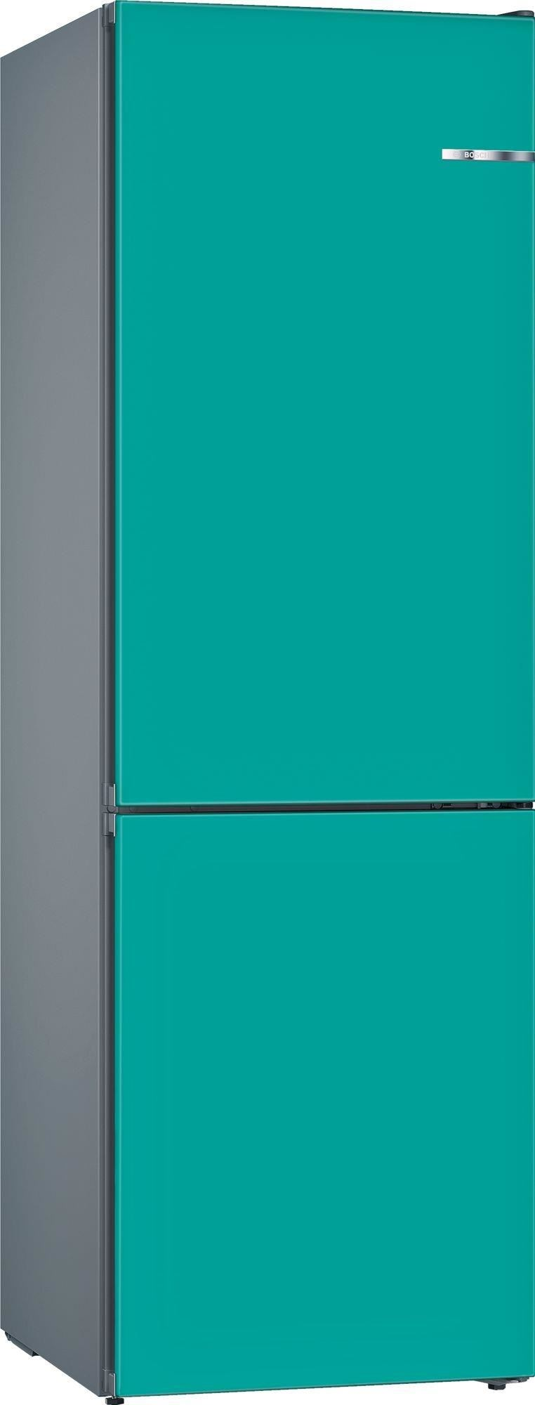 bosch kvn39ia4a k hl gefrierkombination aqua t rkis fridges freezers computeruniverse. Black Bedroom Furniture Sets. Home Design Ideas