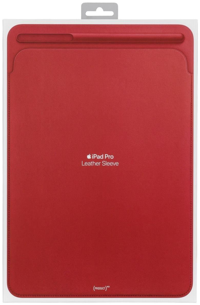 apple lederh lle f r 10 5 ipad pro rot tablet pc. Black Bedroom Furniture Sets. Home Design Ideas