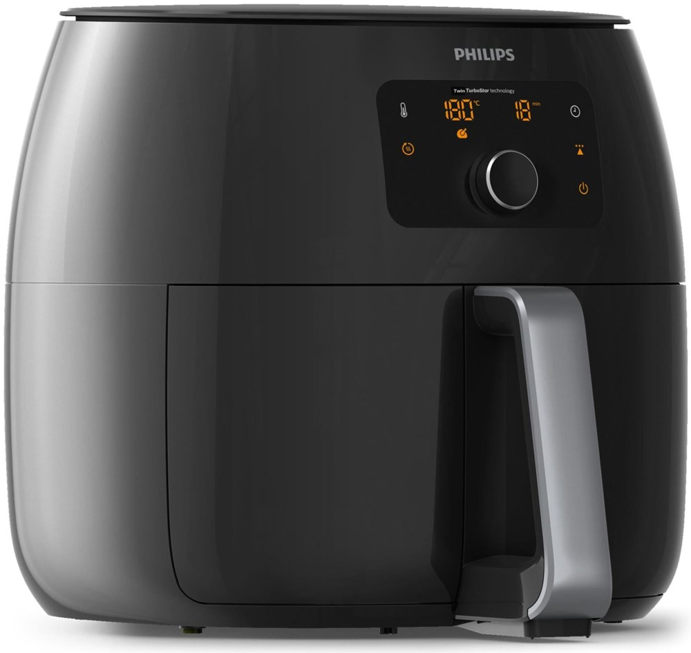 Philips HD9652/90 Avance Collection Airfryer XXL Heißluft Fritteuse
