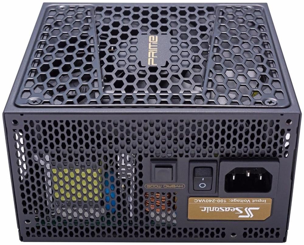 Seasonic Prime (80+Gold) 550 Watt SSR-550GD2
