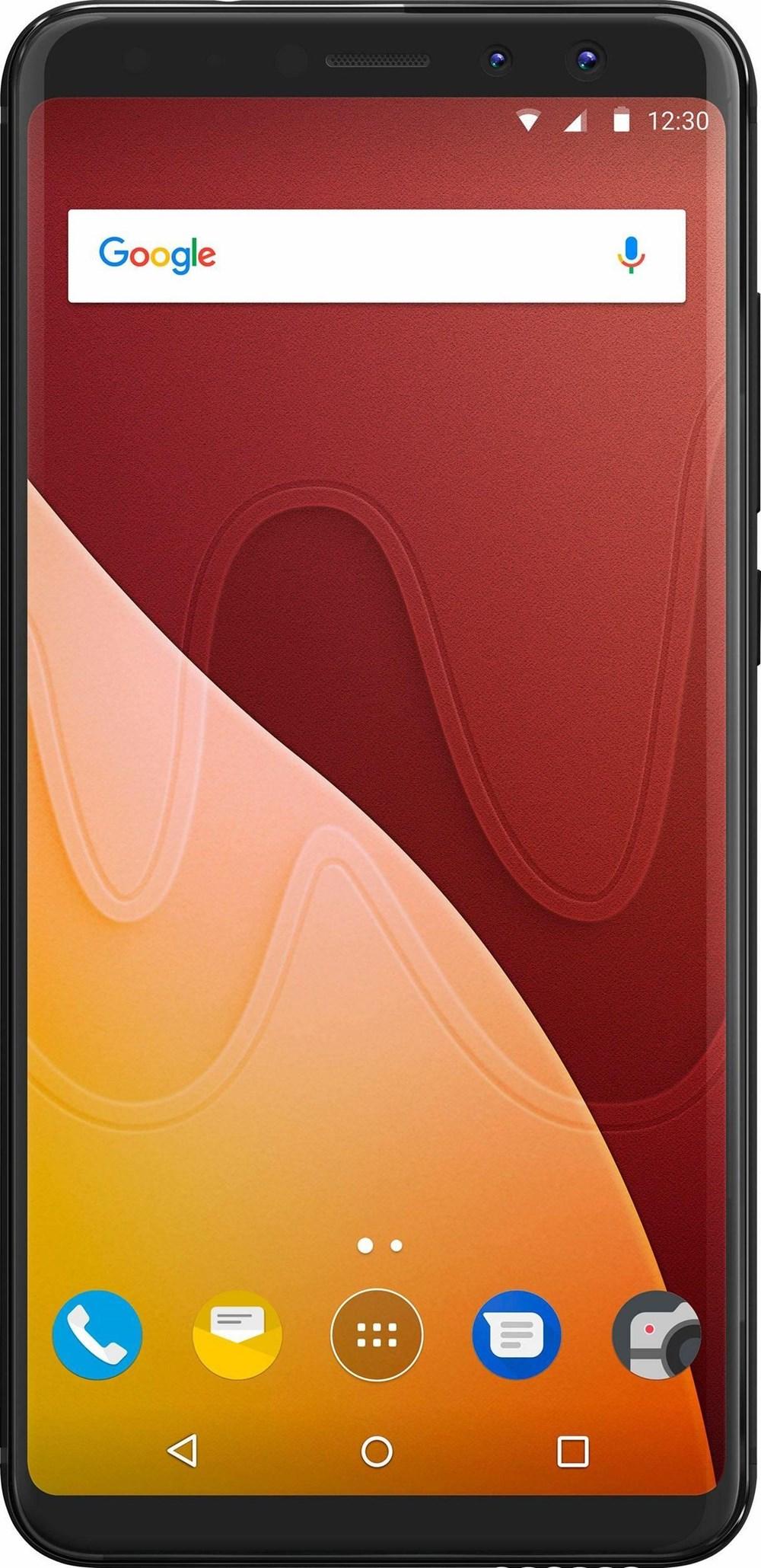 wiko view prime 64 gb smartphone ohne vertrag simlock. Black Bedroom Furniture Sets. Home Design Ideas