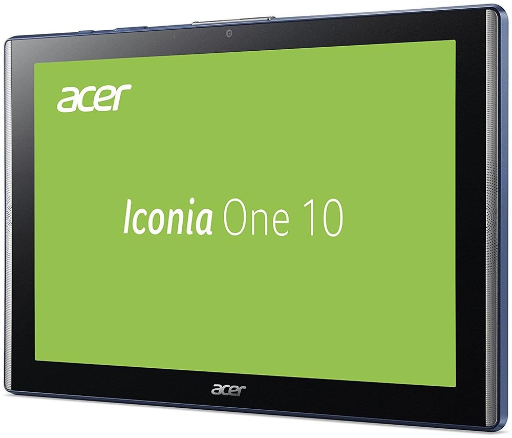 acer iconia one 10 b3 a40 wifi 32gb android 7 0 tablet pcs computeruniverse. Black Bedroom Furniture Sets. Home Design Ideas