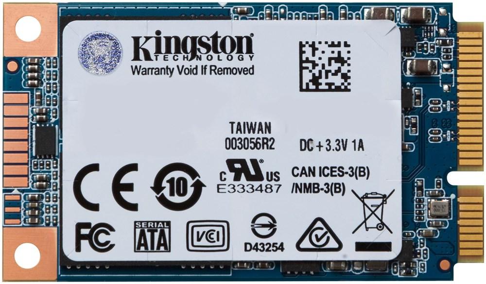 Kingston UV500 SSD mSATA 120GB