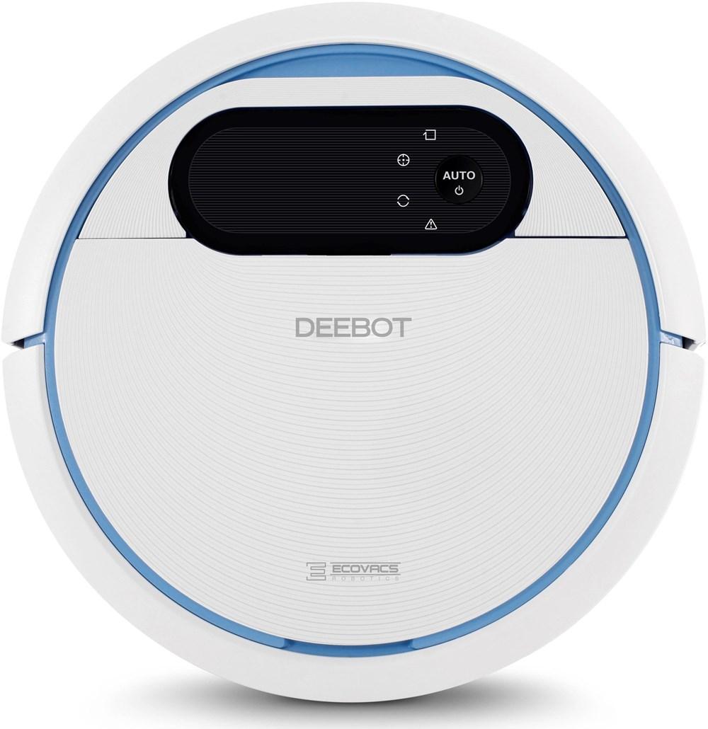 ecovacs deebot 300 saugen und wischen in einem durchgang fernbedienung robotic vacuum. Black Bedroom Furniture Sets. Home Design Ideas