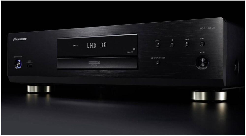 Pioneer UDP-LX500-B 4K Blu-ray Disc Player