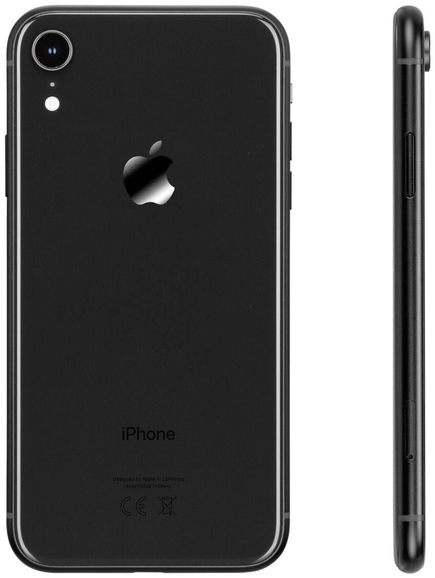 apple iphone xr 64 gb smartphone ohne vertrag simlock. Black Bedroom Furniture Sets. Home Design Ideas