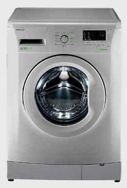 beko wmb 61432 spte waschmaschine silber waschmaschinen. Black Bedroom Furniture Sets. Home Design Ideas