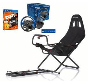 playseat challenge inkl thrustmaster t150 rs force. Black Bedroom Furniture Sets. Home Design Ideas