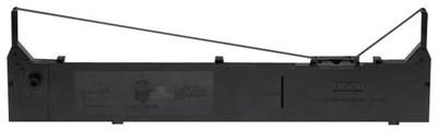 Epson S015055 Farbband schwarz, 9 Nadeln