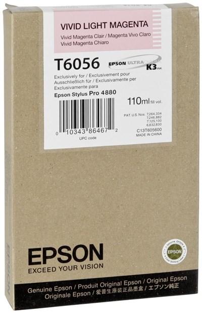 Epson T6056 Tinte Vvivid Hellmagenta