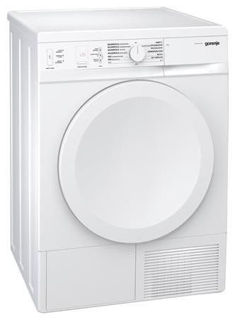 Gorenje D 7465 A++ Wärmepumpentrockner, A++A, LED Display, 7kg   Tumble  Dryers   Computeruniverse Amazing Design