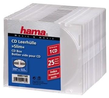 Hama CD-Leerhülle Slim - Preisvergleich
