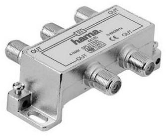 HAMA Breitband Kabelverteiler - broschei