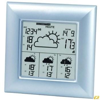 Proficell WD 4000 Elektronische Wetterstation silber - Preisvergleich