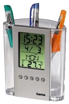 Hama LCD-Thermometer  und  Stifthalter - Preisvergleich