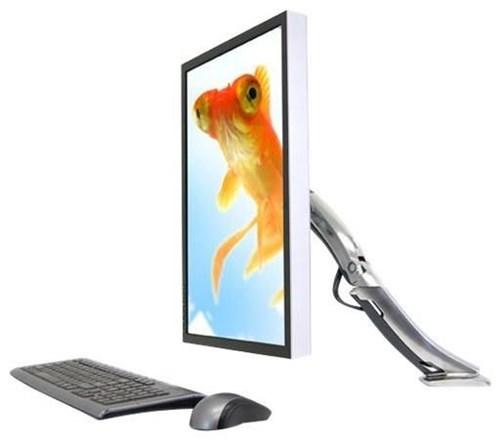 Ergotron MX LCDArm für Tischmontage  Wand