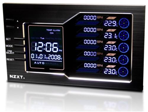Nzxt sentry lx l ftersteuerung frontpanels computeruniverse - Extern panel ...