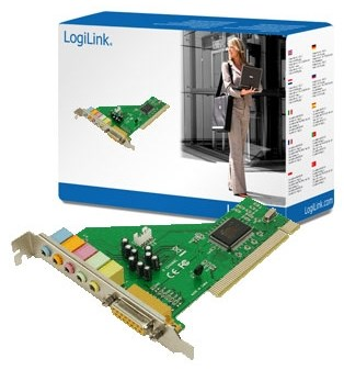 LogiLink 5.1 Soundkarte