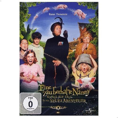 Eine zauberhafte Nanny - Knall auf