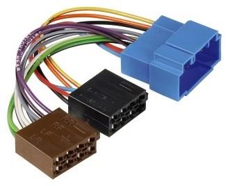 Hama Kfz-Adapter ISO für Fiat/Honda/Opel/Nissan/Suzuki (45755) jetztbilligerkaufen