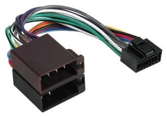 Hama Kfz-Adapter für Kenwood auf ISO