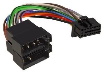 Hama Kfz-Adapter für Pioneer auf ISO