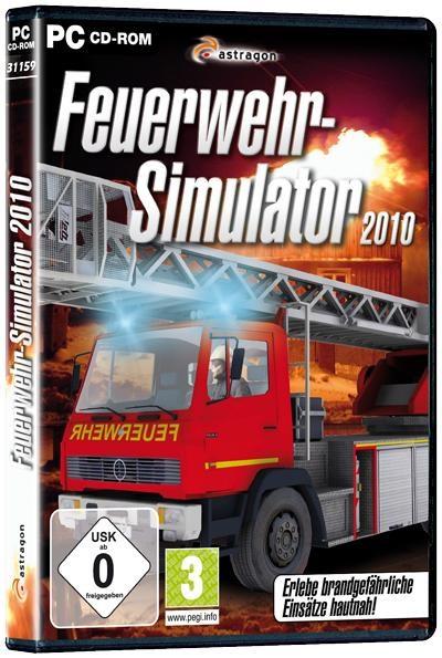 Feuerwehr-Simulator 2010 - PC Games - computeruniverse