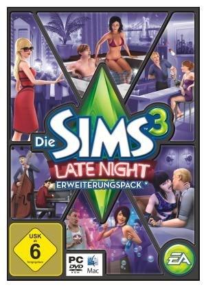 Die Sims 3 Late Night Add-On (MAC) DE (Download) - Preisvergleich