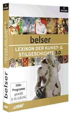 Belser Lexikon der Kunst- & Stil- (Download)