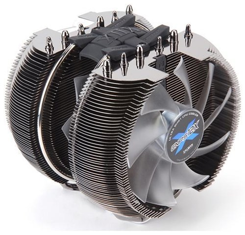 Zalman CNPS12X Triple Fan