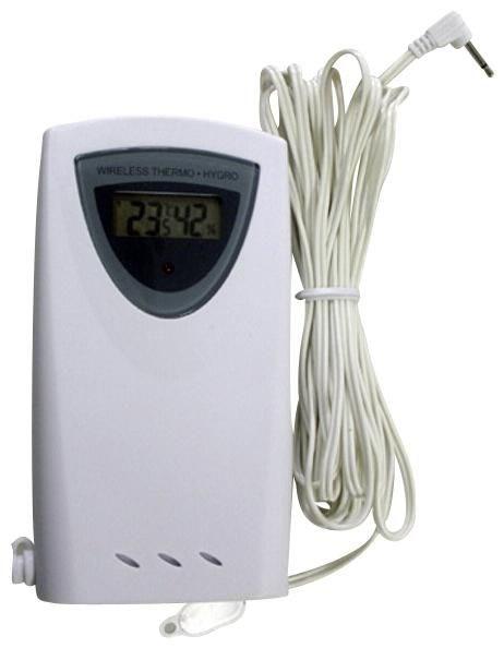 TFA 30.3177 Temperatur-/ Luftfeuchtigkeitssender mit anschließbarem Kabel - Preisvergleich