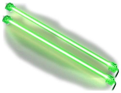 Revoltec Kaltlichtkathode Twin-Set grün - Preisvergleich