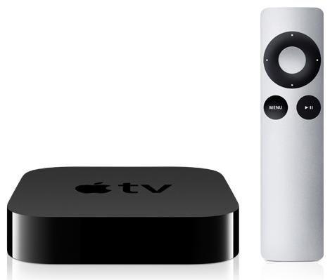 Apple TV MD199FD/A (3G) schwarz