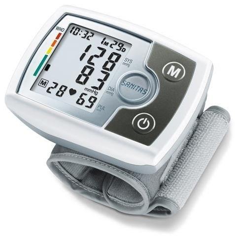 Sanitas SBM 03 Blutdruckmessgerät weiß/silber