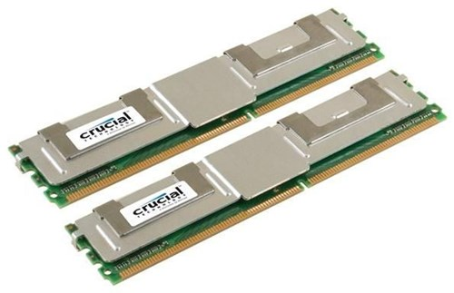 crucial 16gb ddr2 kit working memory computeruniverse. Black Bedroom Furniture Sets. Home Design Ideas