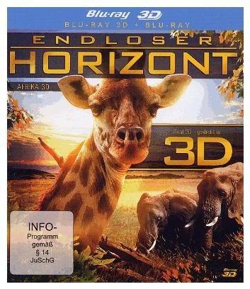 Endloser Horizont - Afrika 3D