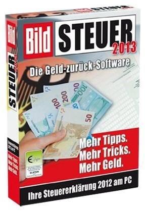 Akademische Arbeitsgemeinschaft Bild Steuer 2013 (für Steuererklärung 2012) Win (Download) - broschei