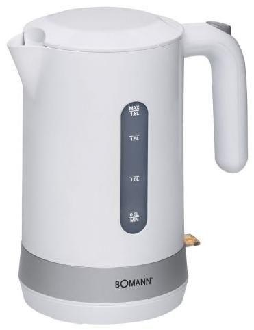 Bomann WK5012CB Wasserkocher weiß