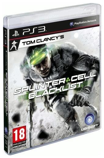 Tom Clancy´s Splinter Cell: Blacklist (AT-PEGI) für Sony PS3 - Preisvergleich