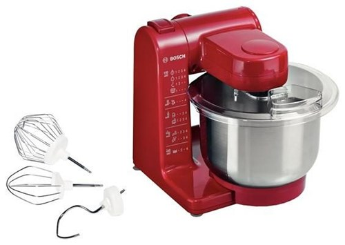 Bosch MUM44R1 Gehäusefarbe rot - Kitchen Appliances - computeruniverse