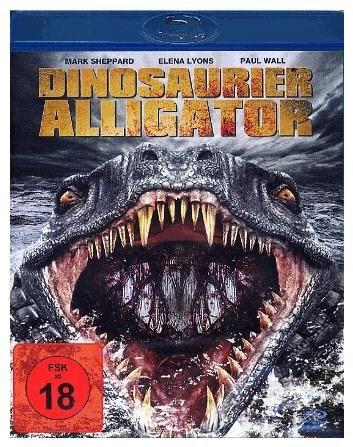 Dinosaurier Alligator