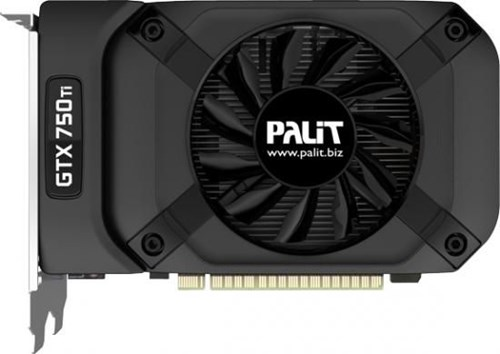 palit geforce gtx 750 ti stormx 2gb gddr5 pci express. Black Bedroom Furniture Sets. Home Design Ideas