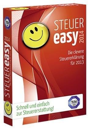 Akademische Arbeitsgemeinschaft Steuer easy 2014 (Win) (für Steuererklärung 2013) DE (Download) - broschei