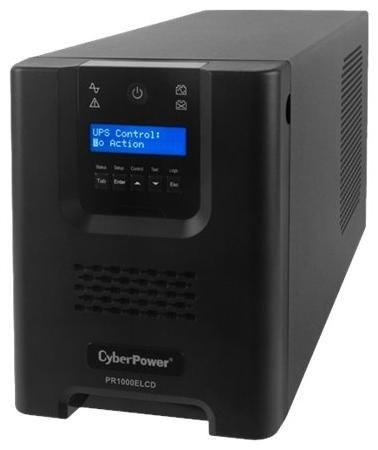 CyberPower PR1000ELCD 1000VA/900W