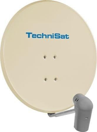 TechniSat SATMAN 650 Plus UNYSAT Universal-Quattro-LNB beige jetztbilligerkaufen