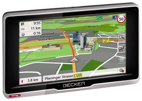 Becker active 5 ce lmu personal navigation devices for Becker payment plan